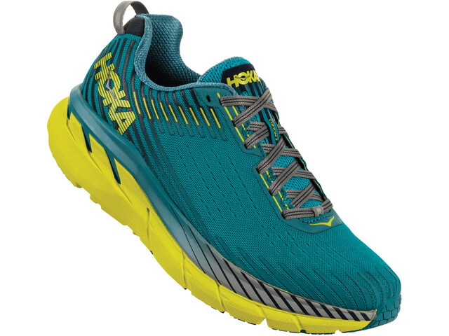 Hoka One One Clifton 5 Running Shoes Herren carribean sea/storm blue
